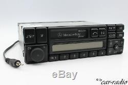 Mercedes Spécial BE1350 aux-In MP3 W123 Radio Cassette Classe E S123 Autoradio