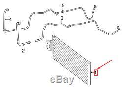 Mercedes-benz E W212 AMG Transmission Huile Radiateur A2125000600 Neuf Original