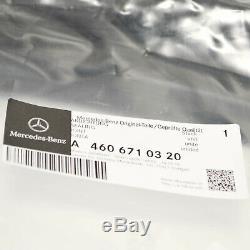 Mercedes-benz G W460 Pare-Brise Joint A4606710320 Neuf Original