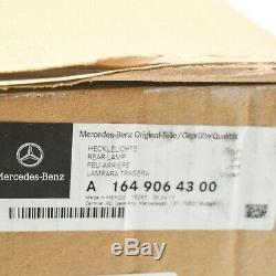 Mercedes-benz ML W164 Arrière Droit Feu Lumière LED A1649064300 Neuf Original