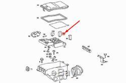 Mercedes-benz S-CLASS W126 Pompe à Carburant Relais A0015454305 Neuf Original