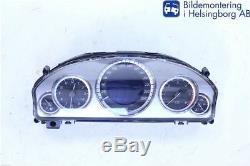 ORIGINAL Compteur de vitesse /compte tours MERCEDES-BENZ E-CLASS (W212) 2012