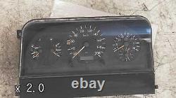 ORIGINAL Compteur de vitesse /compte tours MERCEDES-BENZ SPRINTER 2-t Box 90
