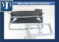 O-119 / Original Mercedes Benz W107 C107 380SLC Heizungs Ventilateur Kit Neuf