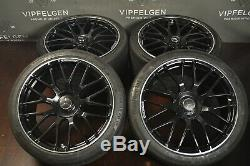 Original 19/20 Mercedes-Benz Classe-C C63 S AMG C205 A205 W205 Roues Jantes
