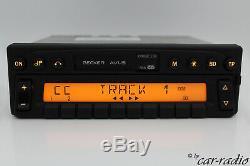 Original Becker Avus BE2035 Cassette Autoradio Cc RDS Dolby B N° Radio