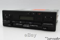 Original Becker Avus Cassette Code Être 0778 Autoradio Radio A0028204286