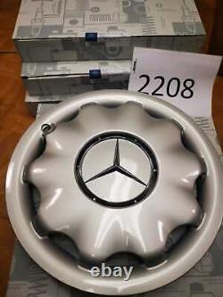 Original Benz A Klasse W168 Enjoliveurs 15 Pouces ArNr2208 1684000425