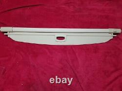 Original Chargement Couverture Cache-Bagages Mercedes ML W164 06-12 Beige