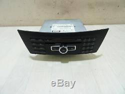 Original GPS Navi Radio Ntg 4,5 Mercedes S204 W204 Suspension A2049009807