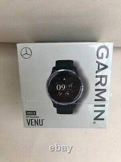 Original Garmin venu Smartwatch BLACK Mercedes-Benz Edition b66959120