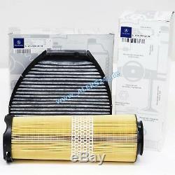 Original Inspection Service Set Filtres Mercedes Classe C W204 C200 C220 CDI