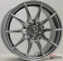 Original Mercedes A169 A Classe B 16 Pouces Alliage 6x16 ET46 A1694012702 Neuf
