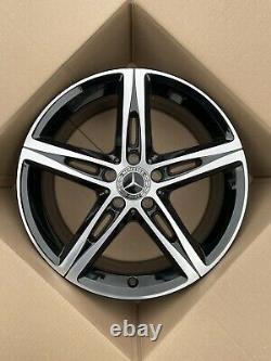 Original Mercedes A Classe B W177 W247 Cla C118 18 Pouce Alliage A1774010700 Top