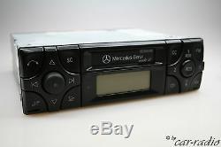 Original Mercedes Audio 10 BE3100 Becker Cassette R170 Radio de voiture