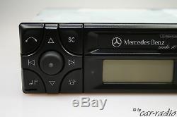 Original Mercedes Audio 10 BE3100 Becker Cassette W202 Radio S202 Classe C 1-DIN