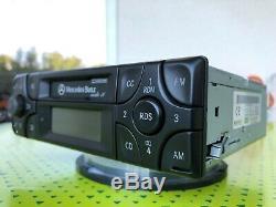 Original Mercedes Audio 10 BE3100 Cassette Becker Radio R129 Autoradio Classe Sl