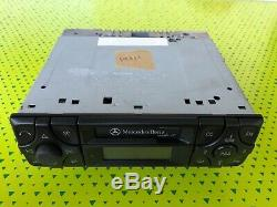 Original Mercedes Audio 10 BE3100 Cassette Becker Radio R129 Autoradio Classe Sl