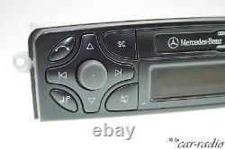 Original Mercedes Audio 10 BE6019 Cassette Becker Autoradio Avec Changeur De CD