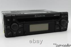 Original Mercedes Audio 10 CD MF2199 Cd-R Alpine Becker Radio 1DIN Autoradio Kit