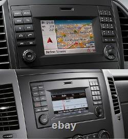 Original Mercedes Audio 15 RY2540 Alpine Autoradio Bluetooth SD Aux W447