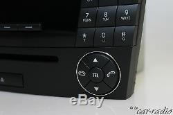 Original Mercedes Audio 20 CD MF2311 Classe E W211 S211 Alpine Autoradio 2-DIN