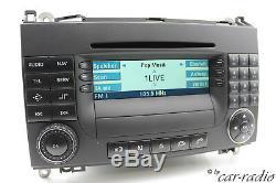 Original Mercedes Audio 50 Aps BE6088 Becker Mid Unité Centrale W169 W245 W639