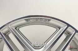 Original Mercedes Benz AMG Classe E W212 18 Pouces Jante A2124014202 8,5x18