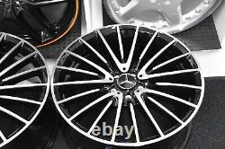 Original Mercedes-Benz AMG Jantes en Alliage Lot de 21-Zoll Neuf CLASSE S W223