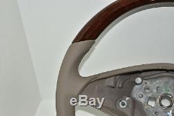 Original Mercedes-Benz Bois Volant Volant en Bois Sl R230 CLS W219 SL500 SL350