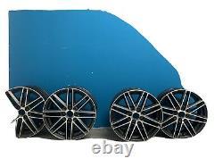 Original Mercedes-Benz Brabus Monobloc VIII 16 Pouces Lot de Jantes Smart C453