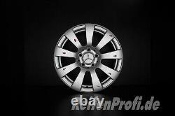 Original Mercedes Benz Classe E W212 A2124010102 Lot de Jantes 16 320-B2