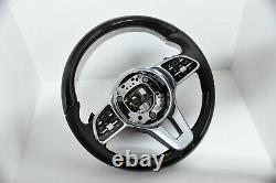 Original Mercedes-Benz Holz-Leder Volant Classe G W463 CLS C257 E- C238 A238