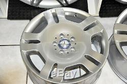 Original Mercedes-Benz Jantes Lot 18 Pouces CLASSE S W221 V221 CL C215 Modèles