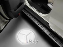 Original Mercedes-Benz LED Projecteur Étoile De 2 Pièces Vordertüren A2138204503