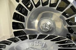 Original Mercedes-Benz Maybach Jantes en Alliage Lot 20 Pouces CLASSE X222 S650