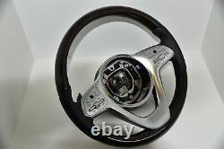 Original Mercedes-Benz Maybach Volant Bois Noyer CLASSE S X222 W222 V222