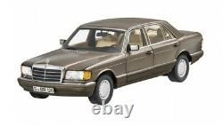 Original Mercedes-Benz Modèle 560 Sel V126 Impala 118 Norev B66040646
