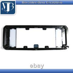 Original Mercedes-Benz R129 Sl W124 A124 Miroir de Courtoisie Parasoleil Noir