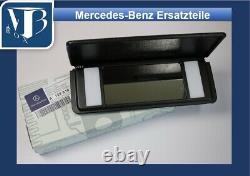 Original Mercedes-Benz R129 W129 Noir Miroir de Courtoisie Pour Parasoleil, Su