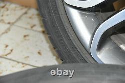 Original Mercedes-Benz Roues 18 Pouces Été Roues Complètes Jantes C207 A207 6mm
