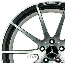 Original Mercedes Benz SLS AMG 197 Gt S R C 19 & 20 Pouces A1974011102/1002