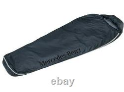 Original Mercedes-Benz Sac de Couchage Noir Nylon De Deuter B67871197