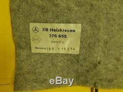 Original Mercedes Benz Sièges Chauffants Reste R170 W170 SLK 376 655
