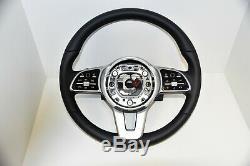 Original Mercedes-Benz Volant Palette de Commande Cuir W177 W247 X253 W205 C205
