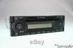 Original Mercedes Camion Base High 24V Radio MP3 Bluetooth aux-In BT Wma RDS