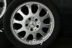 Original Mercedes Classe A W168 Jantes 5,5J X 16 Pouces 5x112 ET54 A1684011602