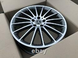 Original Mercedes Classe A W176 B W246 Cla C117 19 Pouce AMG Alliage A1764010502