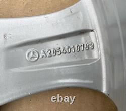 Original Mercedes Classe C W205 18 Pouces Alliage A2054010700 8,5Jx18 ET56 Ha