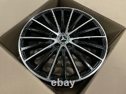 Original Mercedes Classe C W205 S205 18 Pouces AMG Alliage 8,5J ET56 A2054011501